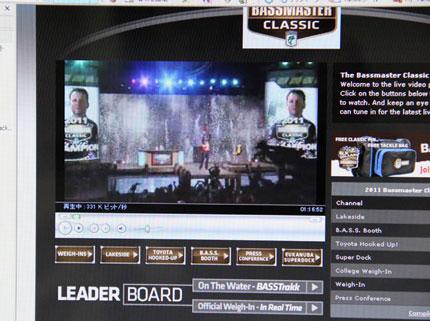 ESPNのサイト